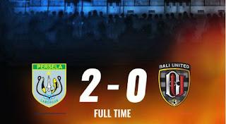 Persela Taklukkan Bali United 2-0 (Highlights)