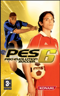 Download Pes 6 Game Pc full Version Single link