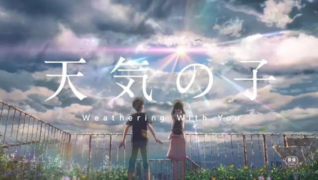 Tenki No Ko : Weathering With You