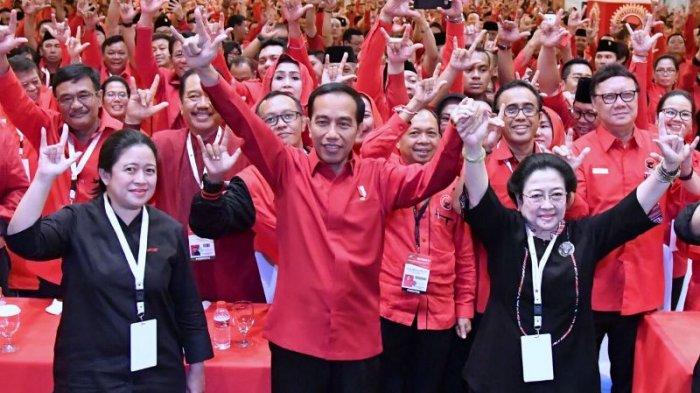 PDIP Termotivasi Menangkan Jokowi