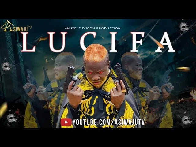 LUCIFA | Latest Yoruba Movie 2019  Starring Ibrahim Itele, Tope Solaja, Ayo Adesanya, Regina Chukwu