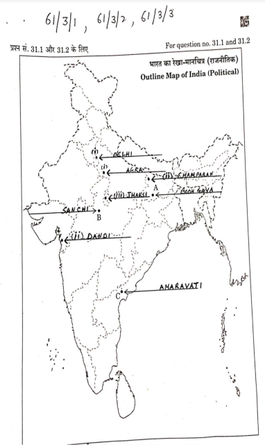 Map for Answer 31