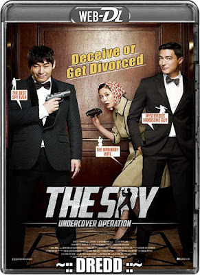 The Spy Undercover Operation 2013 Dual Audio 720p WEB-DL 1.4Gb x264 world4ufree.to, hollywood movie The Spy Undercover Operation 2013 hindi dubbed dual audio hindi english languages original audio 720p BRRip hdrip free download 700mb or watch online at world4ufree.to