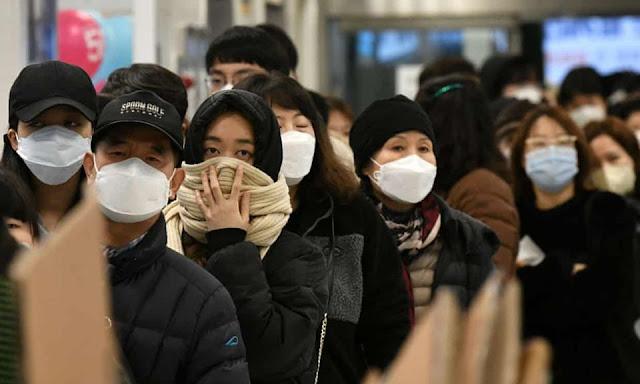 Hàn Quốc đã có gần 1.000 trường hợp được xác nhận lây nhiễm Coronavirus