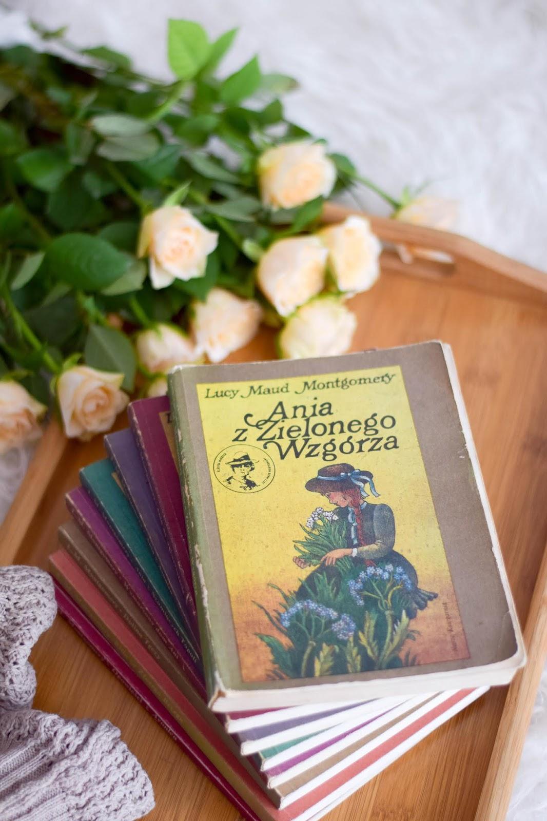 5 powodów, dla których kocham serię Ania z Zielonego Wzgórza