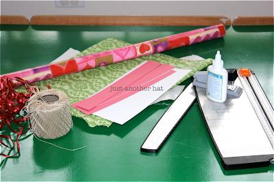 valentine decoration materials