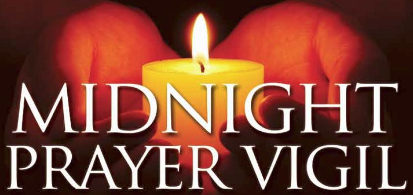 MIDNIGHT PRAYERS: 30 PRAYER POINTS AGAINST ENEMIES OF
