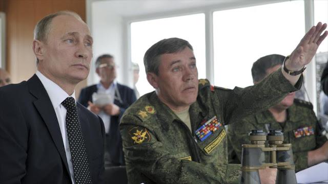 Rusia responde de forma simultánea a enemigo en todas direcciones