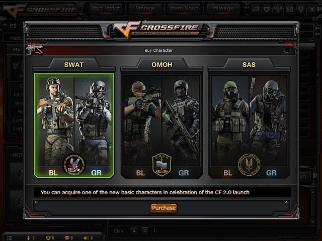 Tải game đột kích offline - Download CF Offline Full PC 3