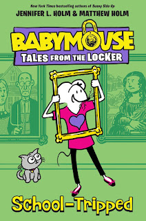 review of Babymouse: School Tripped by Jennifer L. Holm and Matthew Holm