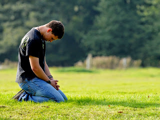 Deus-nos diz para lançar sobre ele as nossas ansiedades.