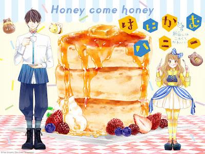 Hanikamu Honey de Yuki Shiraishi