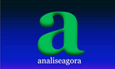 A imagem mostra a logomarca do blog analiseagora com fundo verde e a letra a na cor verde.