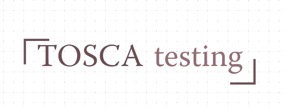 Tosca testing tool