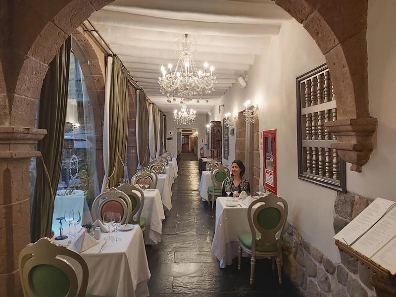 Hotel Romântico em Cusco