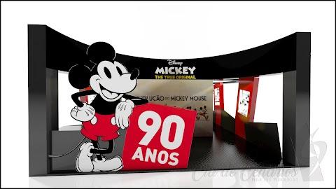 Iguatemi Campinas traz o evento Mickey, The True Original