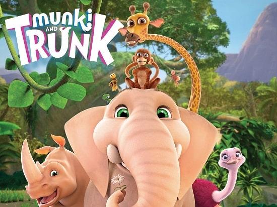 Munki And Trunk on Colors Rishtey
