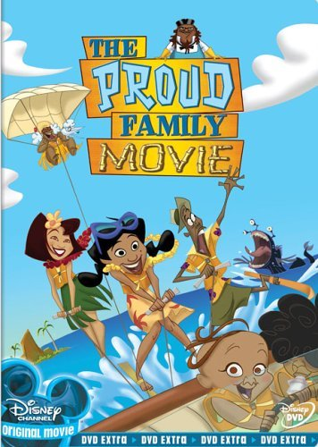 Watch The Proud Family Movie (2005) Movie Full Online
