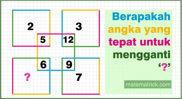 Teka Teki Logika Matematika dan Jawabannya
