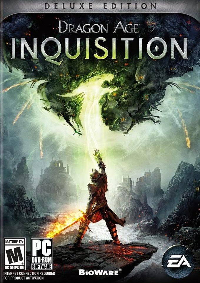 Dragon Age Inquisition Deluxe Edition ESPAÑOL PC Full Cover Caratula