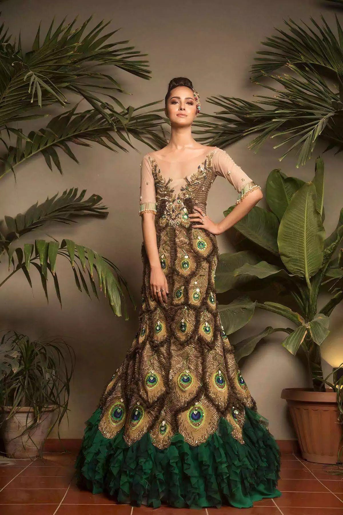 Pic: Nimra Khan Looks Blissful in Her Latest Photoshoot