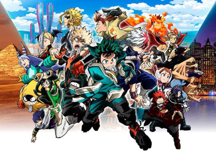 Trailer De My Hero Academia World Heroes Mission Hikari No Hana