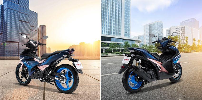 2019 Yamaha Y15ZR and NVX155 Doxou - MS+ BLOG