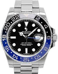 Pajak Rolex (ROLEX-GMT-MASTER-II-116710-BLNR) RM 40,000