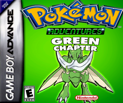 Pokemon Adventures Green Chapter GBA ROM Download