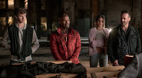 Baby Driver Jamie Foxx, Jon Hamm, Eiza Gonzalez and Ansel Elgort Image 2 (23)