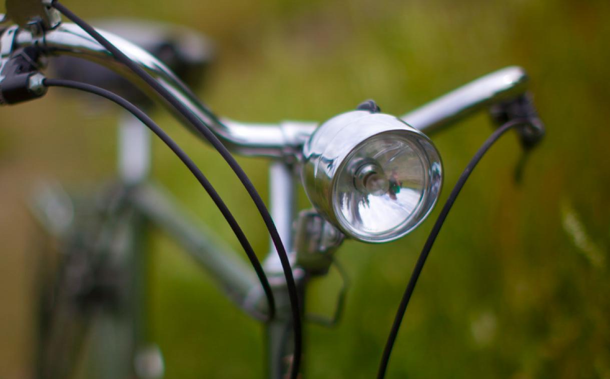 Bicycle Lighting January 2012