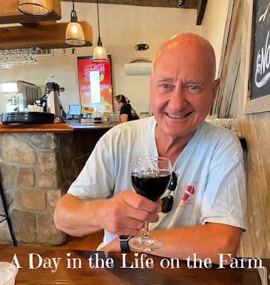 Man with Wine