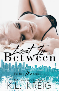 Lost in Between by KL Kreig