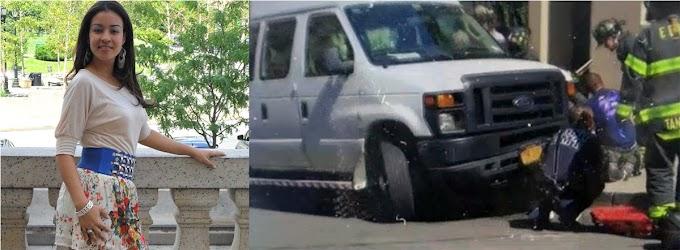 Dominicana muere atropellada en El Bronx por la van en la que transportaba discapacitados