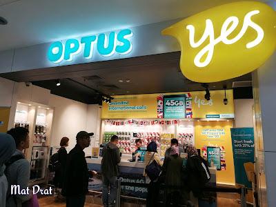 Sim Kad Murah Perth Australia