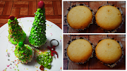 Easy Christmas Tree Cupcakes Recipe for Beginners