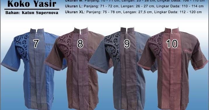 Baju Koko Lengan Panjang Model Terbaru Model Baju Model