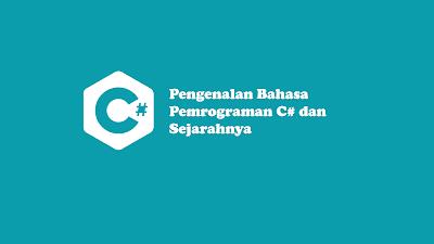 Bahasa Pemrograman C#