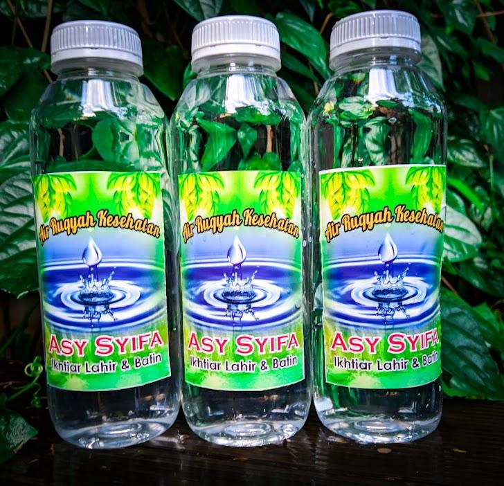 Khasiat Air Minum Ruqyah Untuk Kesehatan