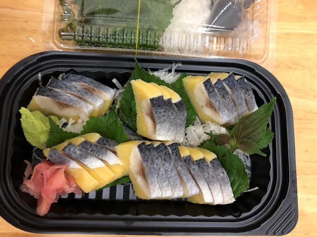 Sushi Cá Hồi Cá Trích giao tận nhà Đà Nẵng
