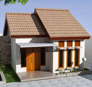 model rumah sederhana kumpulan gambar desain terbaru 2015