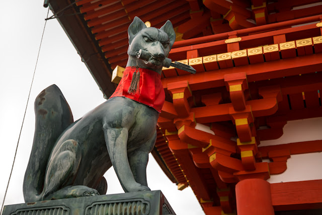 Kitsune :: Canon EOS5D MkIII | ISO100 | Canon 24-105@55mm | f/4.0 | 1/125s