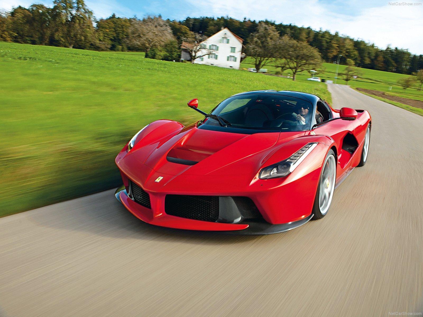 Ferrari-LaFerrari_2014- Sports Cars