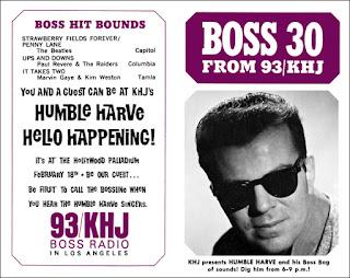 KHJ Boss 30 No. 83 - Humble Harve