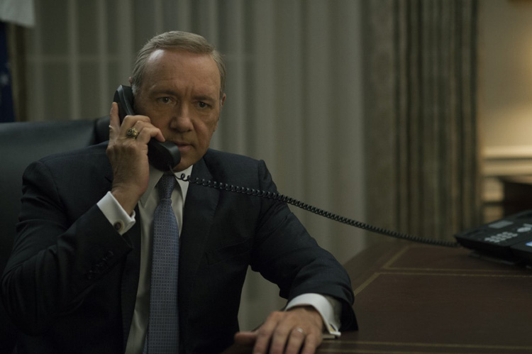 Tv project house of cards