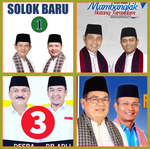 Pilkada Kabupaten Solok 2020, Berharap yang Terbaik dari Hasil Kawin Paksa Politik