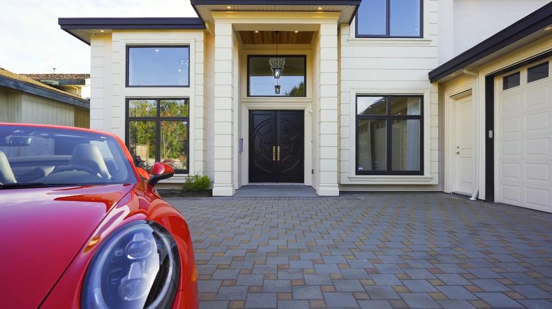 46 Interior Design Photos vs. 7660 Schaefer Ave, Richmond, BC Luxury Home Tour
