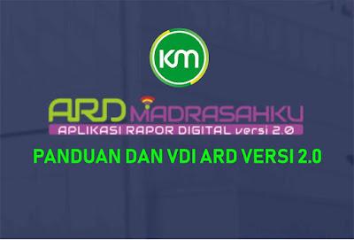VDI ARD ( Aplikasi Rapot Digital ) V.2.0