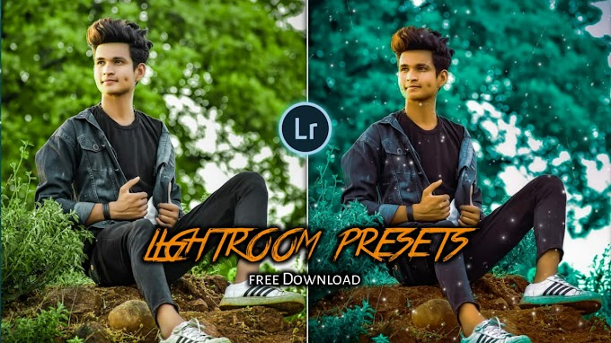 Green Tone presets | Cool photo editing presets free download