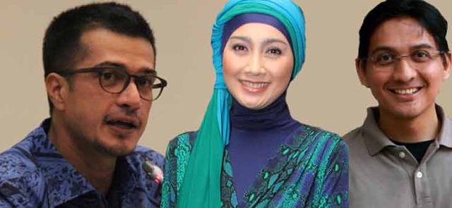 Desy Ratnasari, Lucky Hakim dan Primus Jadi Jurkam Asyik